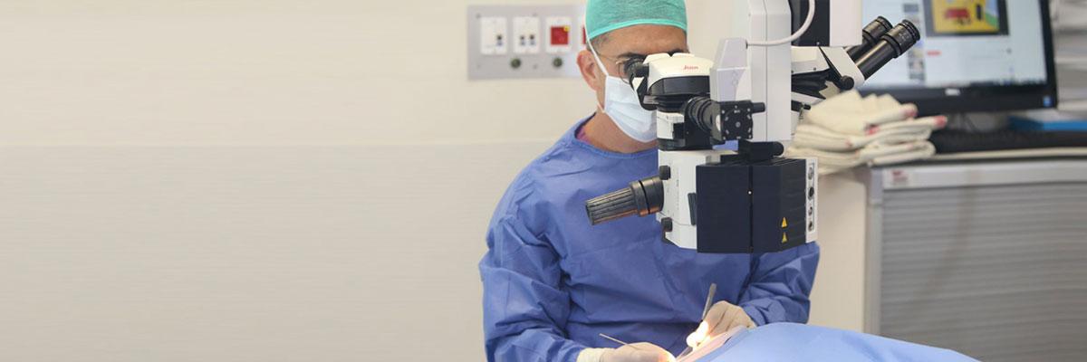 מנתח קטרקט