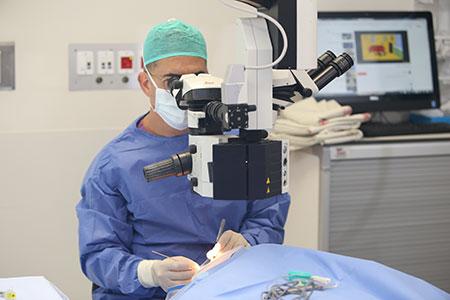 מומחה לקטרקט - ניתוח קטרקט בלייזר